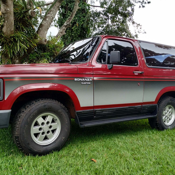 Chevrolet Bonanza Custom Diesel