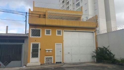 Sobrado À Venda, 500 M² Por R$ 1.600.000 - Vila Carrão - São Paulo/sp - So6405