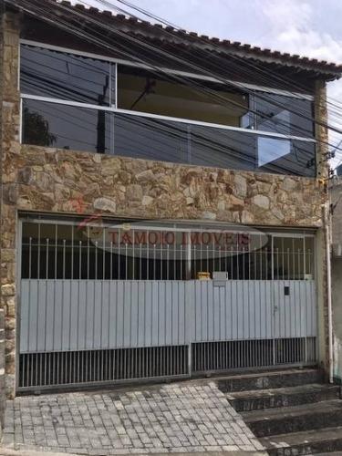 Sobrado Para Venda No Bairro Vila Cosmopolita, 1 Dorm, 2 Suíte, 3 Vagas, 170 M - 2824