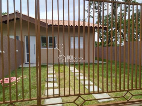 Imagem 1 de 30 de Casa Com 2 Dorms, Jardim Santo Antônio, Atibaia - R$ 300 Mil, Cod: 542 - V542