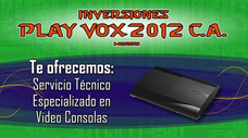 Servicio Técnico De Xbox 360, Ps2, Ps3, Ps4, 3ds Y Otras