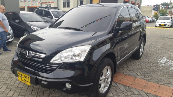 Honda Cr-v Crv Japonesa 4x4 At 2008