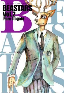 Beastars N 02 - Paru Itagaki