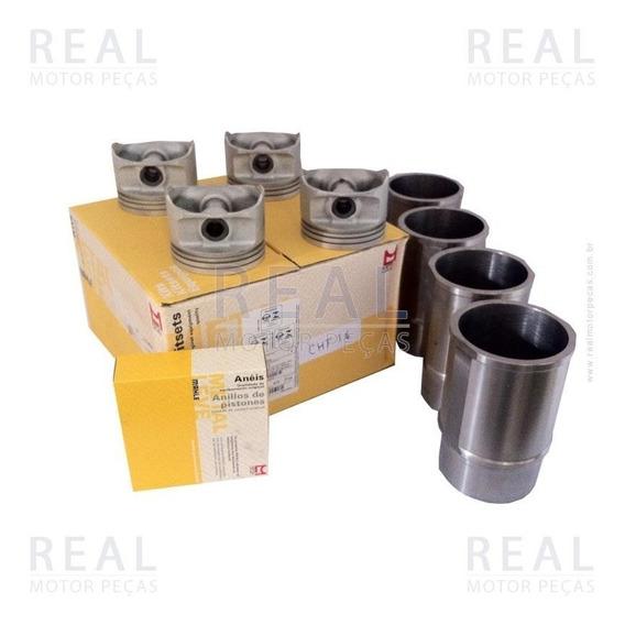 Kit Motor Corcel Belina Delrey Pampa 1.6 86/cht Alcool 77391
