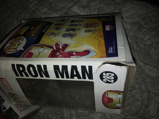 Funko Pop Iron Man 285