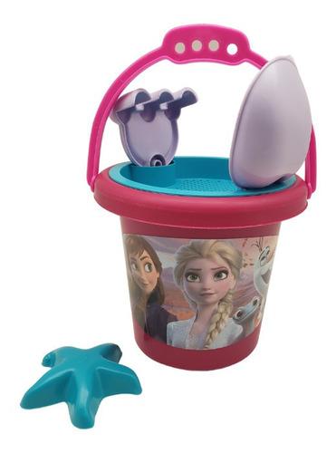 Balde Playa Palita Rastrillo Disney Frozen Niñas/os Pixar