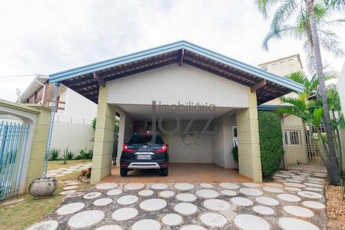 Casa Com 4 Dormitórios À Venda, 300 M² Por R$ 1.200.000,00 - Barão Geraldo - Campinas/sp - Ca2325