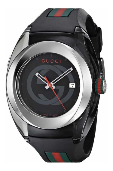 Gucci Sync Xxl Watch - Original Pronta Entrega