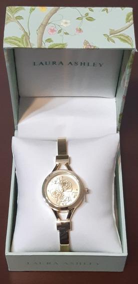 Reloj Laura Ashley Original Nuevo En Caja