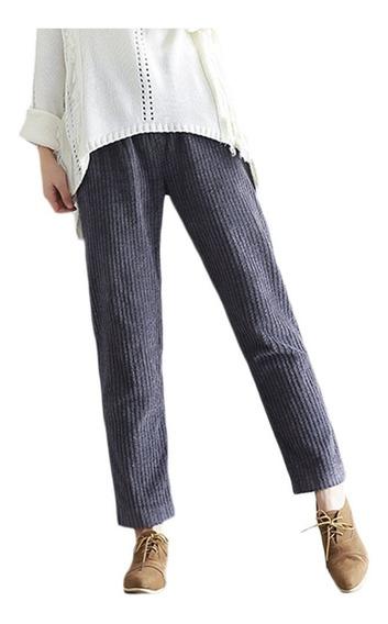 Pantalones De Mujer Ropa Mujer Pana Marca Nonstop Suburbia Mercadolibre Com Mx