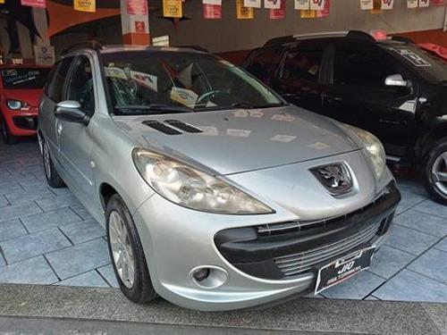 Peugeot 207 Sw  1.6 Flex 16v 5p Aut.