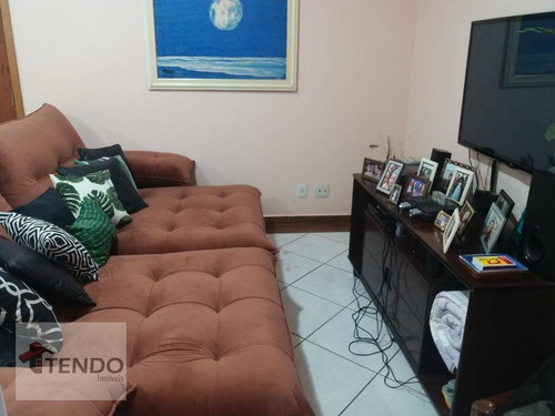 Sobrado 236 M² - Venda - 3 Dormitórios - 3 Suítes - Vila Lucinda - Santo André/sp - So0626