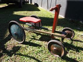 Rema Rema Pedal Car Antigo