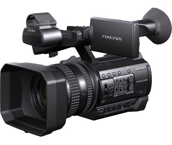Filmadora Sony Hxr Nx100 Com Nf Garantia Pronta Entrega