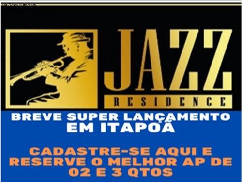 Imagem 1 de 21 de Ed. Jazz Residence - Itapuã - Lançamento - La00027 - 69431233