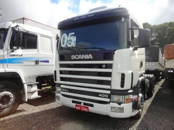 Scania R 124 400 6x2 2004/05