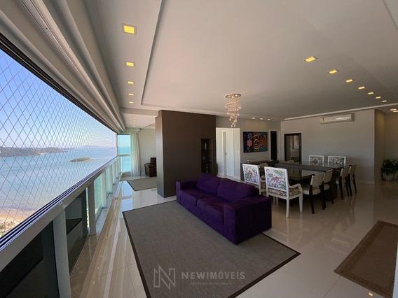 Apartamento Na Quadra Do Mar Com 3 Suítes Em Balneário Camboriú - 607_1