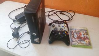 Xbox 360 Kinect 320gb Todo Incluído Usado Buenas Condiciones