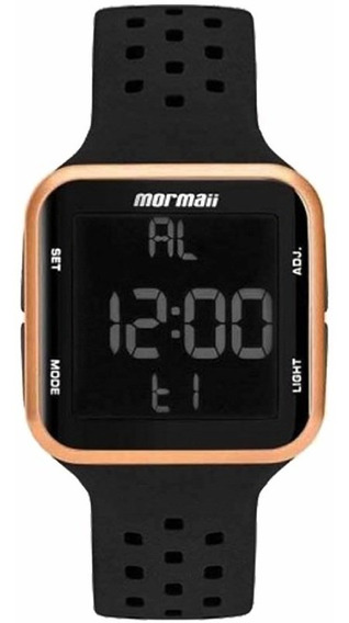 Relógio Mormaii Wave Unisex Mo6600/8j