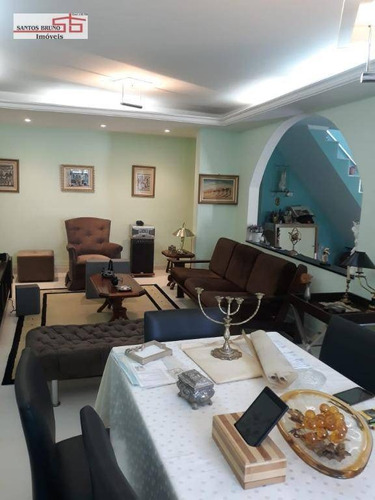Imagem 1 de 30 de Sobrado Com 5 Dormitórios À Venda, 350 M² Por R$ 1.400.000,00 - Vila Carbone - São Paulo/sp - So1167