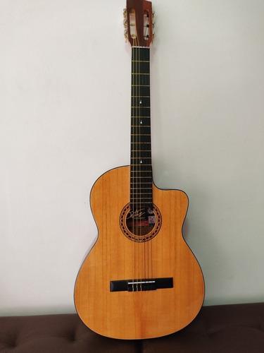 Guitarra Acustica En Cedro Mega Combo