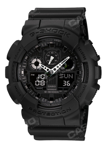 Reloj Casio G-shock Ga-100-1a1
