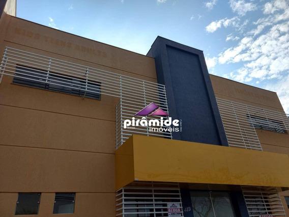 Prédio Comercial Para Locação, Jardim Aquarius, São José Dos Campos - Pr0009. - Pr0009