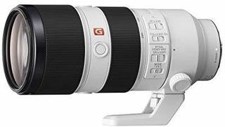 Lente De Cámara Sony Fe 70-200mm F/2.8 Gm Oss