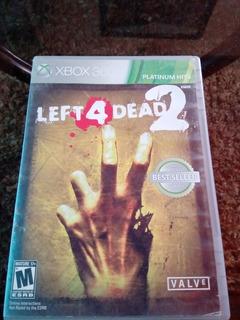 Left 4 Dead 2 Platinum Hist Xbox 360