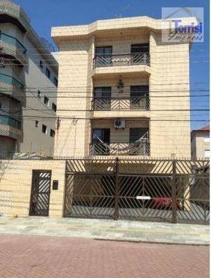Apartamento Em Praia Grande, 01 Dormitório, Sala, Cozinha, Wc Social, 01 Vaga De Garagem No Boqueirão Ap1900 - Ap1900