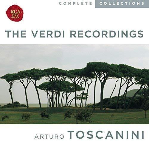 The Verdi Recordings - Arturo Toscanini - Box Novo - 12 Cd