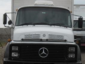 Mb L 1317 - 86/86 - Truck, Baú De 8.40m, Reduzido