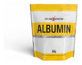 Kit 06 Albumina 500g Cada Explode Nutrition