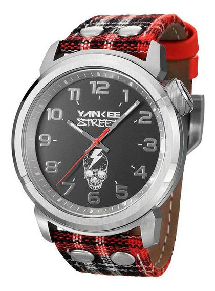 Relógio Yankee Street Masculino Analógico Ys30381v