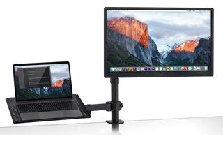 Soporte Mount-it! Mi-4352mn Para Monitor Y Laptop -negro