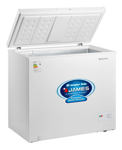 Freezers Freezer Horizontal Fhj 150 Kr 145l James - Fama