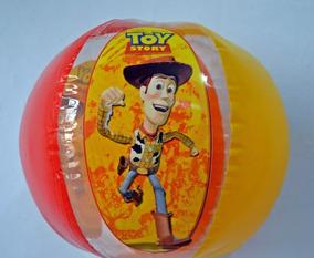 05 Bola Inflável Toy Story Wood Disney Promoção