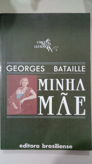 Livro Minha Mãe