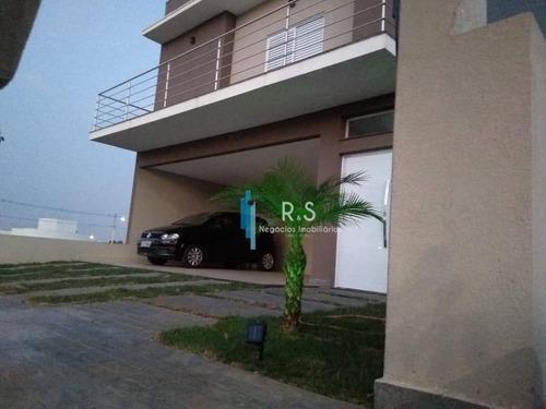 Imagem 1 de 30 de Casa Com 3 Dormitórios À Venda, 206 M² Por R$ 960.000,00 - Parque Olívio Franceschini - Hortolândia/sp - Ca0459