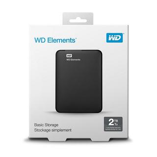 Disco Externo Western Digital Element Externo 2tb Usb 3.0