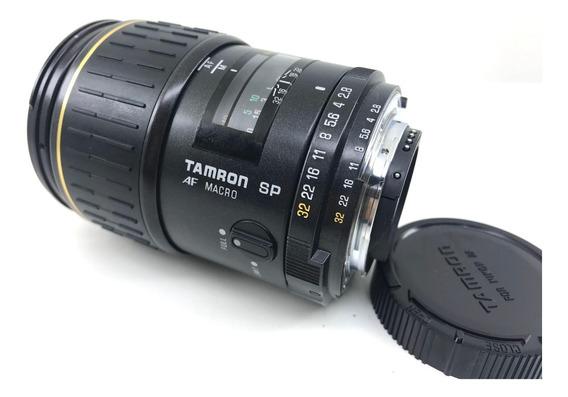 Lente Tanrom Sp Af 90mm F2.8 Di Macro Nikon