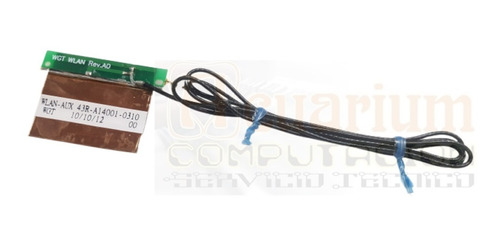 Cable Antena Wifi 63.5cm Notebook Bgh F-810n Linea F-800