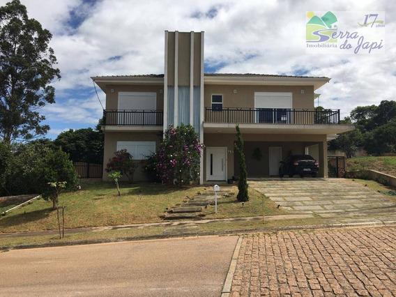 Casa Com 4 Dormitórios À Venda, 350 M² Por R$ 1.400.000,00 - Reserva Da Serra - Jundiaí/sp - Ca2158