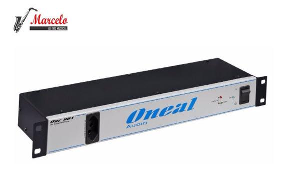 Régua Oneal Oac-801 Painel De Energia