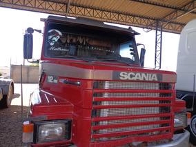 Scania T112 Hw 360 , Ano Fab/mod. 1991 . 4x2