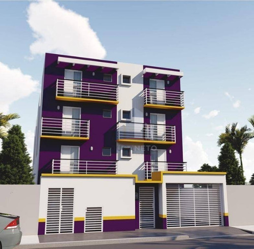 Apartamento Com 2 Dormitórios À Venda, 46 M² Por R$ 230.000,00 - Vila Nossa Senhora Das Vitórias - Mauá/sp - Ap0870
