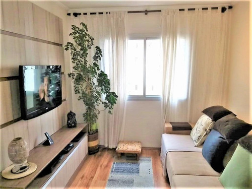 Apartamento Residencial À Venda, Vila Prudente, São Paulo. - Ap2468