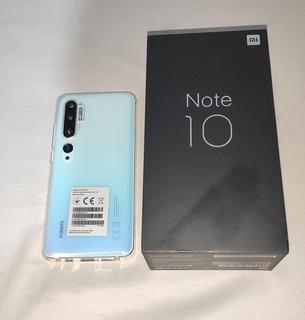 Celular Note 10. 128gb. 108 Mp Xiaomi. Nuevo.