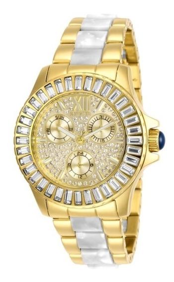 Relógio Invicta Angel 29104 100% Original Fem Lançamento