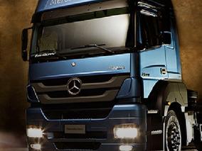 Mb Actros 2646 6x4 Traçado Versâo Conforto - 460 480 470 520
